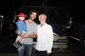 with Kenny Rogers 2010